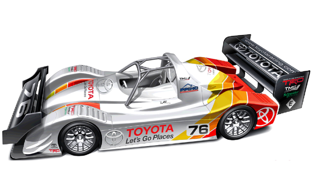 Toyota EV P002 Poised to Top Pikes Peak Record