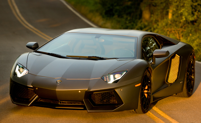 Transformers 4: Lamborghini Aventador to Join the Decepticons?