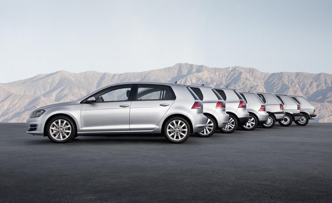 Volkswagen Golf Production Hits 30 Million Milestone