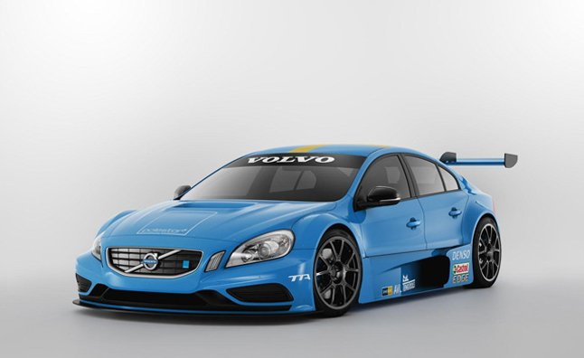 Volvo Confirms Australian V8 Supercars Entry