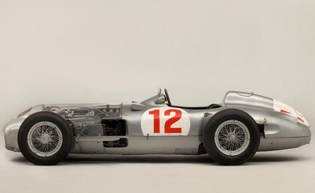 1954-Mercedes-Grand-Prix-Car