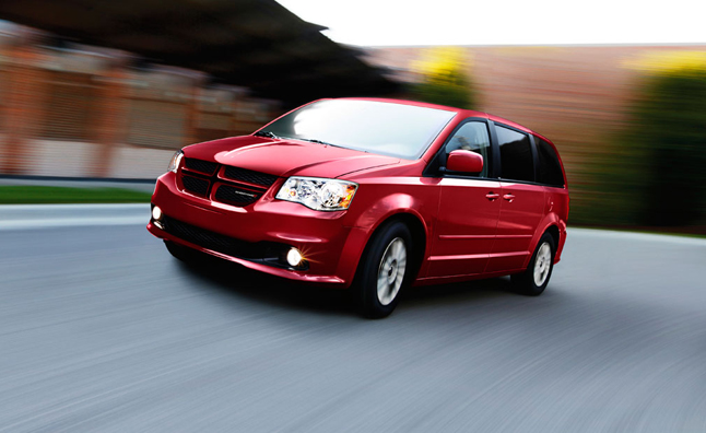 2013 Chrysler Minivans Recalled for Airbag Defect