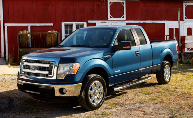 Ford is Only Detroit Automaker to Decline Light-Duty Diesel