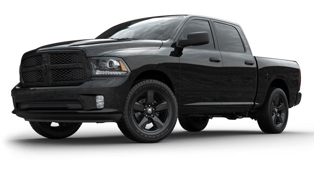 Ram 1500 Black Express Arrives With Attitude This Month