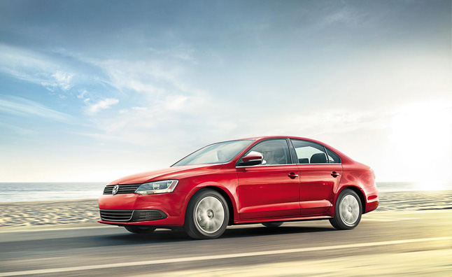 2014 VW Jetta Ditches Five-Cylinder, Rear Torsion Beam