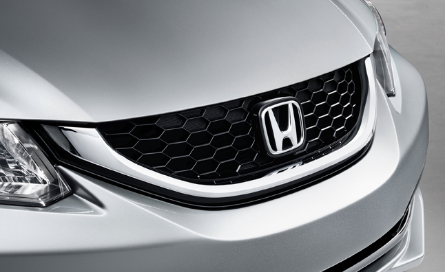 honda h badge