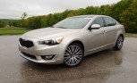 Five-Point Inspection: 2014 Kia Cadenza
