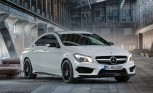 Mercedes CLA Production Could Begin in Mexico by 2018