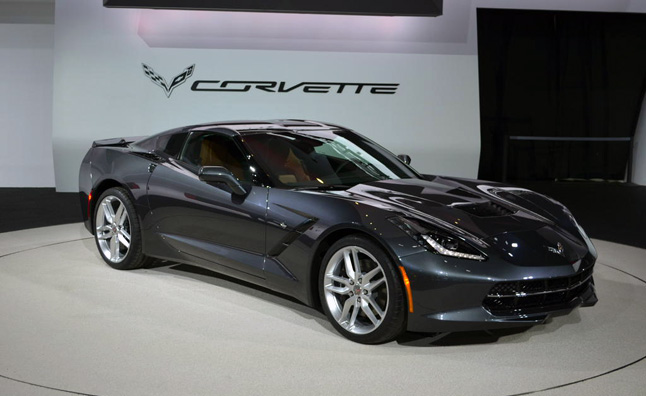 2014 Corvette Officially Rated at 29 Highway MPG