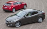 2014 Mazda3 Sedan Fully Revealed in Leaked Images
