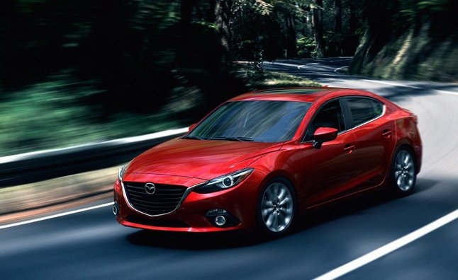 2014 Mazda3 Sedan Detailed in Mega Gallery