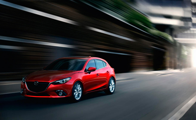 2014 Mazda3 Heading on 9,300 Mile Road Trip