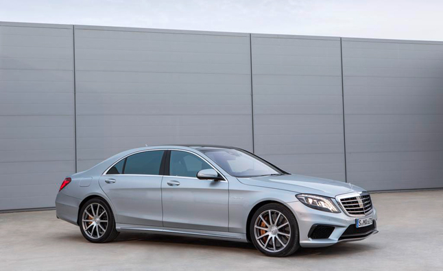 2014 Mercedes S65 AMG to Bow at LA Auto Show