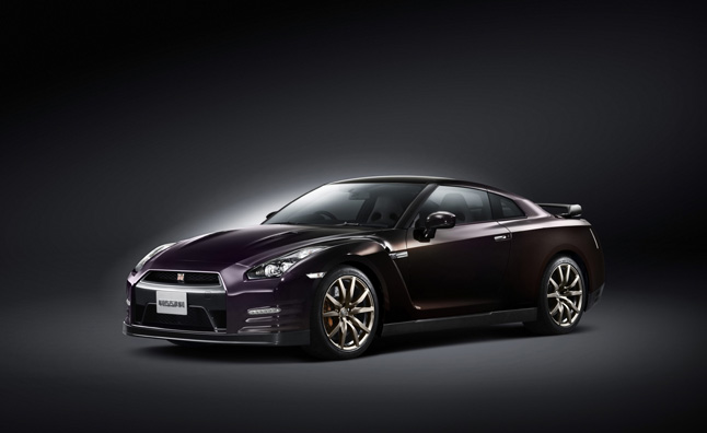 2014 Nissan GT-R Special Edition Costs $106,590
