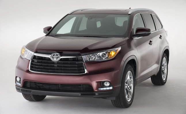 Toyota Highlander Production Getting a Boost