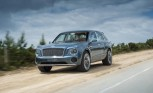 Bentley SUV Gets Green Light for Production