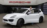Porsche Cayenne Passes Half-Million Unit Mark