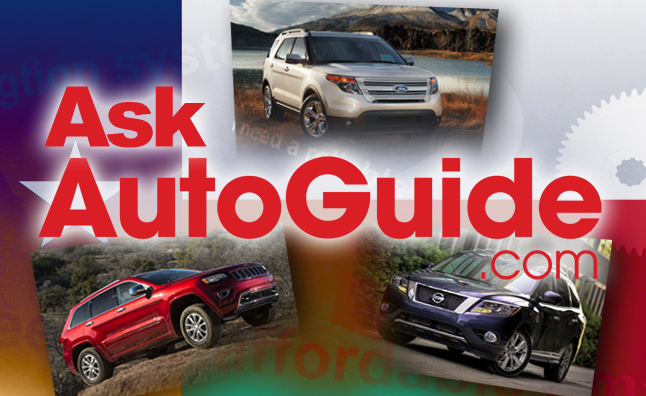 Ask AutoGuide No. 17 – Nissan Pathfinder vs. Jeep Grand Cherokee vs. Ford Explorer