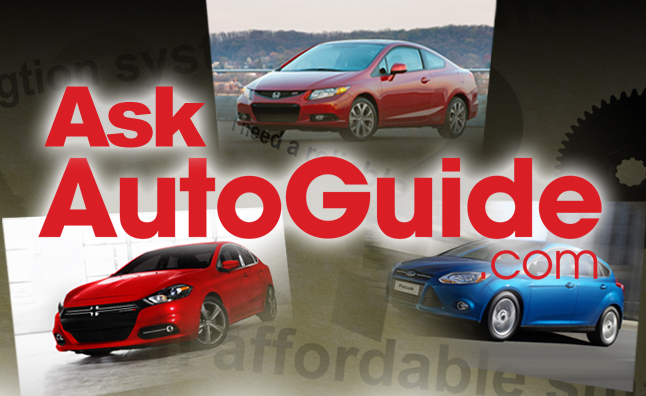 Ask AutoGuide No. 18 – Honda Civic Si vs. Dodge Dart GT vs. Ford Focus SE Hatchback
