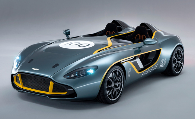 Aston Martin CC100 Concept Finds Two Buyers