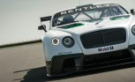 Bentley Continental GT3 Sheds Over 2,000 Pounds, Makes 600-HP