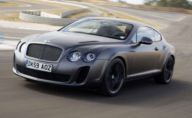 Scientists Barred From Releasing Codes to Start Bentleys