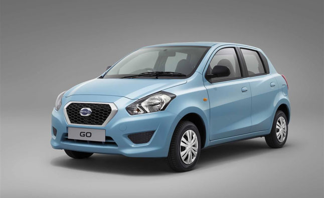 Datsun Returns to 'Go' After Indian Market