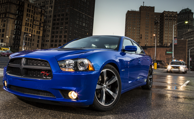 Dodge charger most stolen