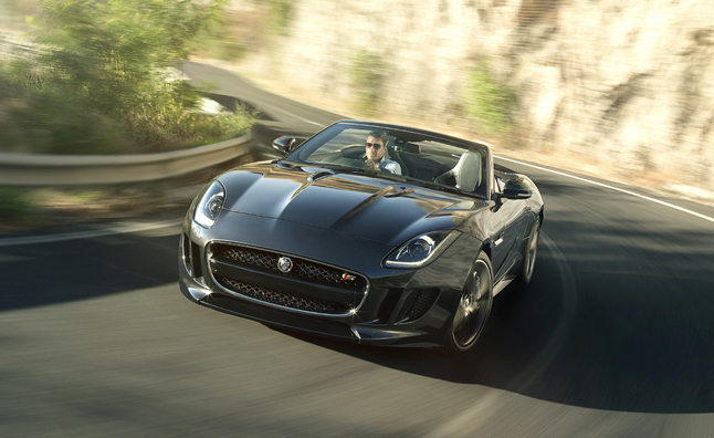 Jaguar-F-Type-cornering