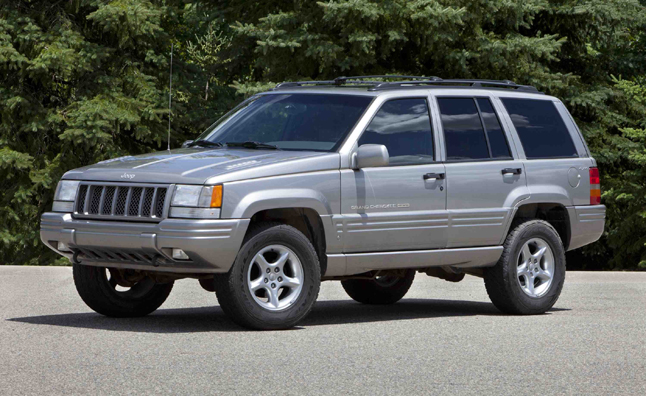 1998 Jeep Grand Cherokee; First generation Grand Cherokee (1992-