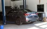 Lexus GS-F Exposed in Spy Photos