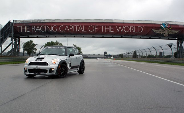 Learning to Drive MINIs the Way John Cooper Intended
