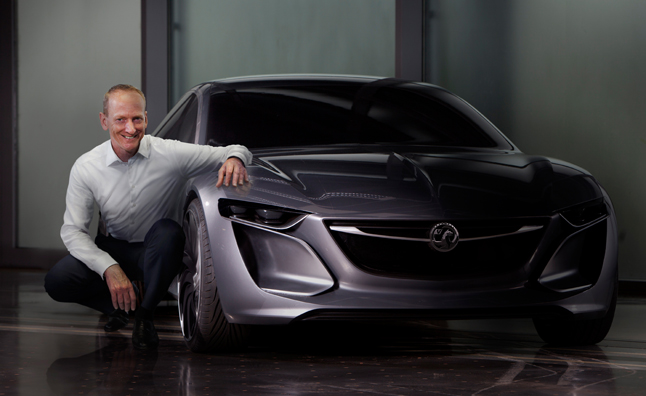 Opel/Vauxhall Monza Concept Teased – Video
