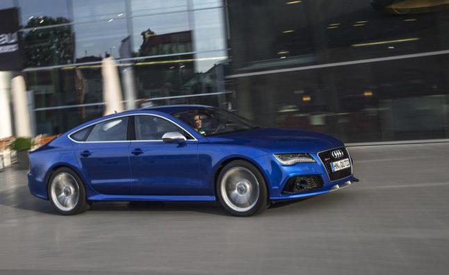 2014 Audi RS 7 Priced From $105,795