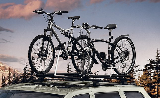 Roof-Mounted-Bike-Rack