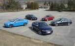 2013 Sports Sedan Comparison: BMW 335 vs Audi S4 vs Mercedes C350 vs Cadillac ATS vs Volvo S60
