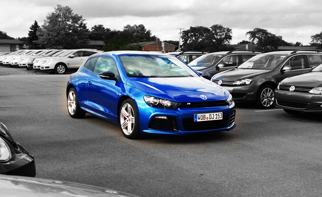 Is the Volkswagen Scirocco Coming to America?