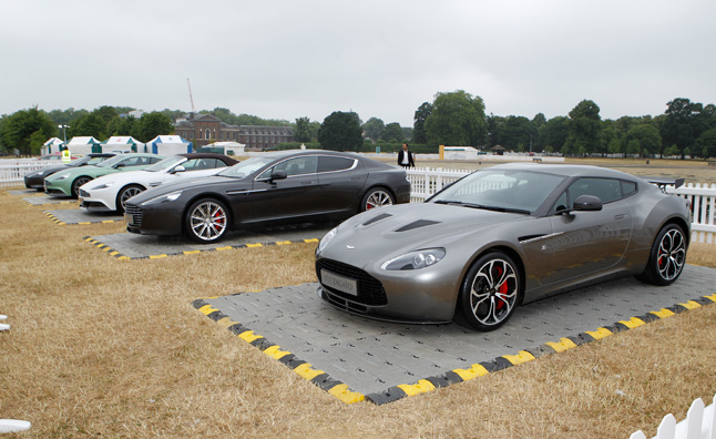 Aston Martin Centenary: a Celebration in Photos
