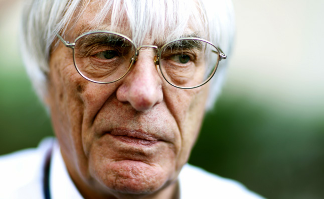 Bernie Ecclestone Indicted on Bribery Charges