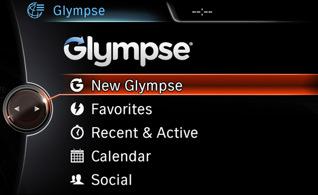 BMW Adds New Apps: Music, Audio Books, Glympse