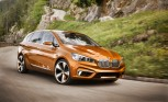 BMW Concept Active Tourer Gets Outdoorsy