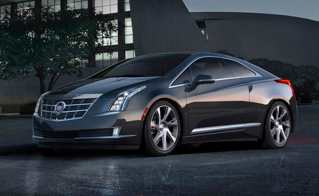 Cadillac ELR Exclusively Uses LEDs for Exterior Lighting