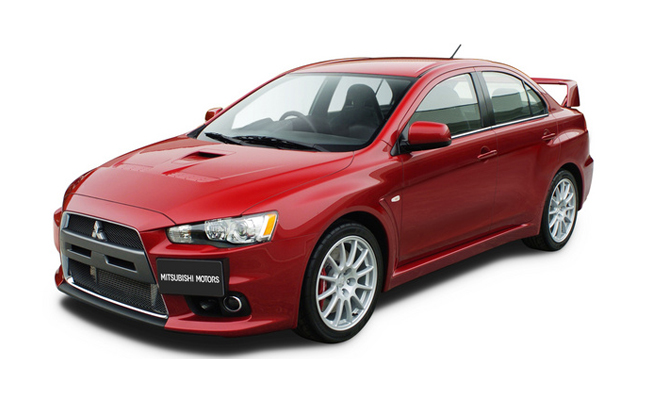 2014 Mitsubishi Lancer Evo Priced From $35,790