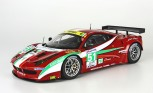 Ferrari Mulling Return to 24 Hours of Le Mans