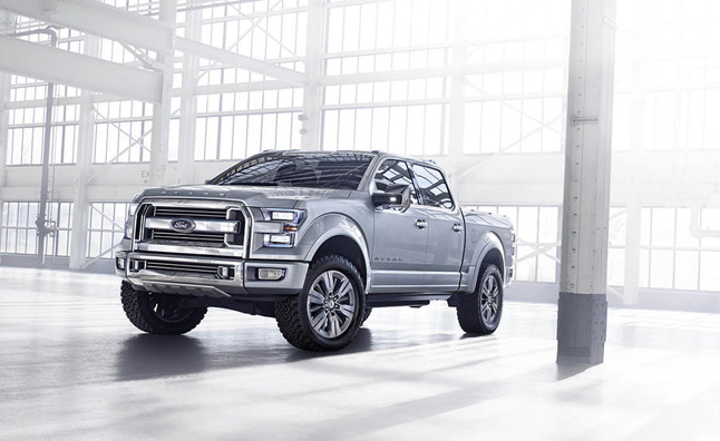 Ford to Build Current, Next F-150 Simultaneously