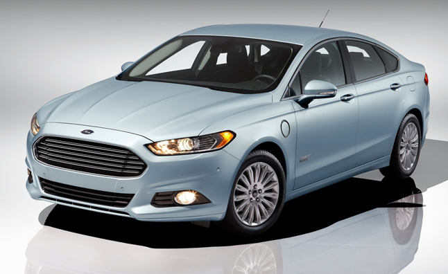 Ford Plug-in Vehicles: 60 Percent of Trips are Gas Free