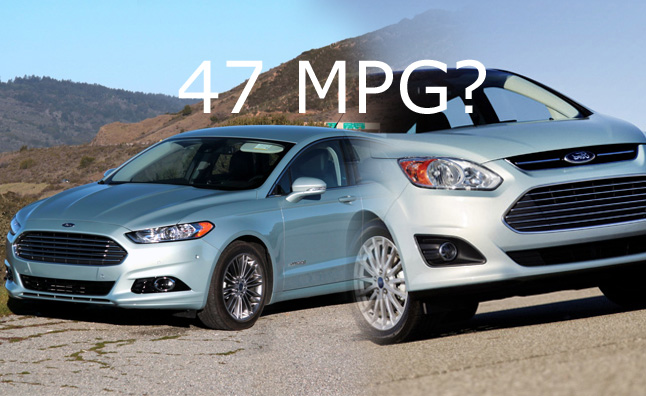 Ford Admits Hybrids Fail at MPG Claims: Fix Issued