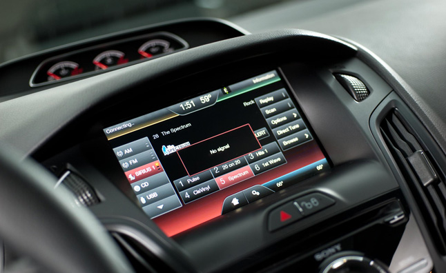 Class Action Lawsuit Filed Against Ford Over MyFord Touch Infotainment System