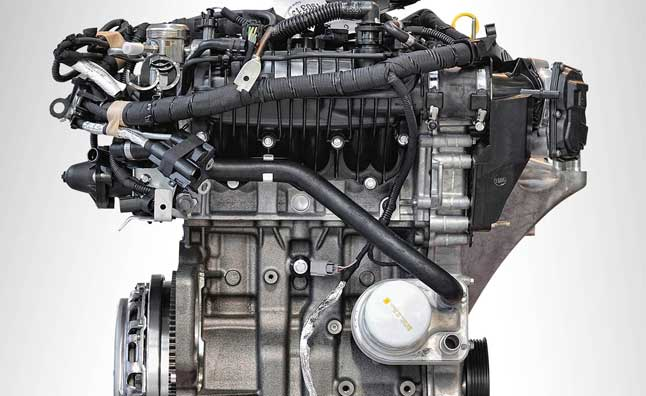 Four-Cylinder Engines Used in Over 50% of New Vehicles Sold