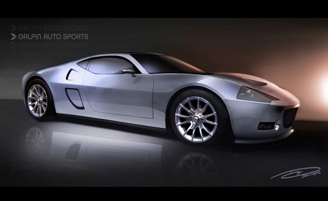 Galpin Ford GTR1 to bow at Pebble Beach With 1,000 HP